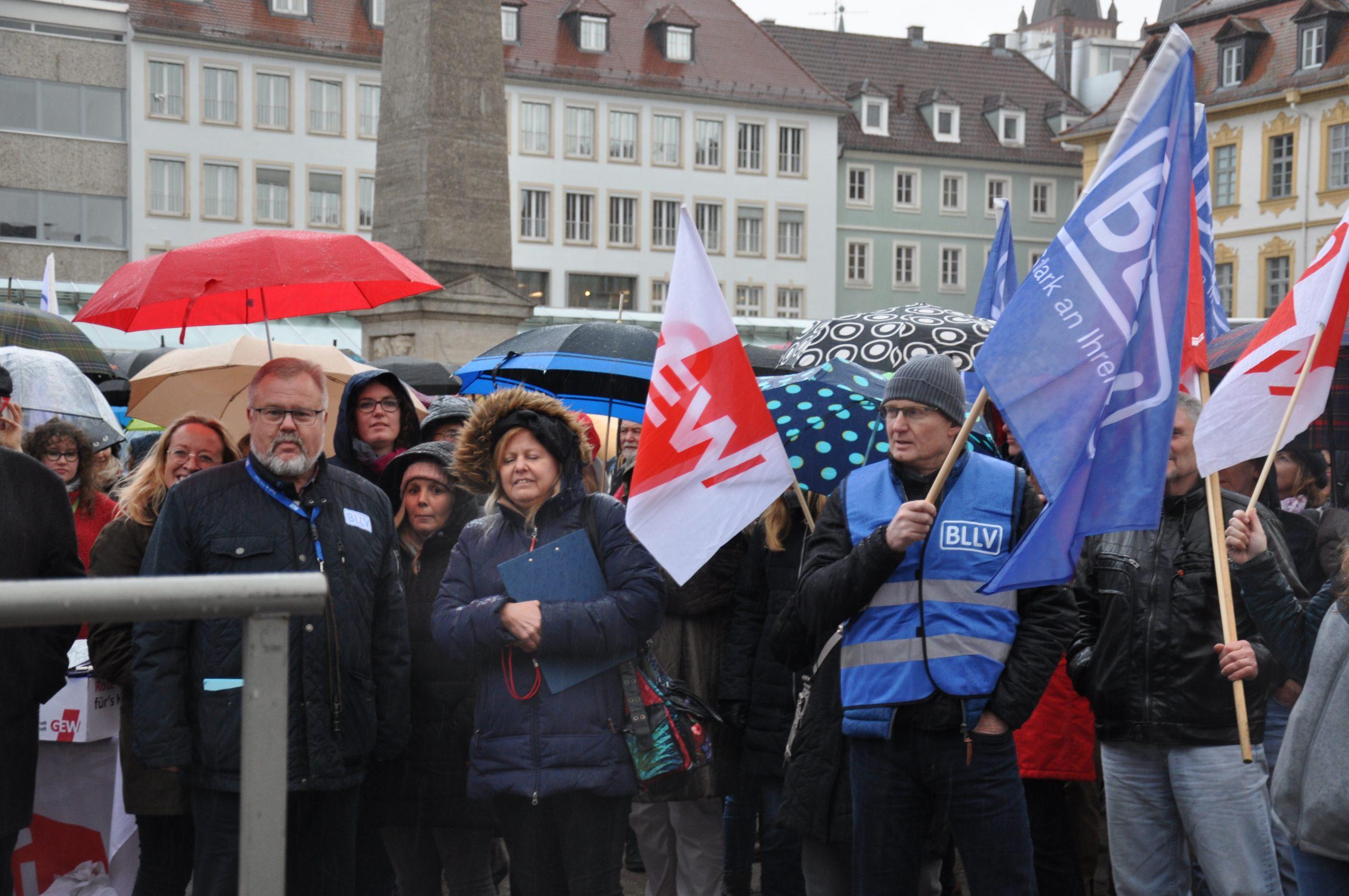 Lehrerprotest